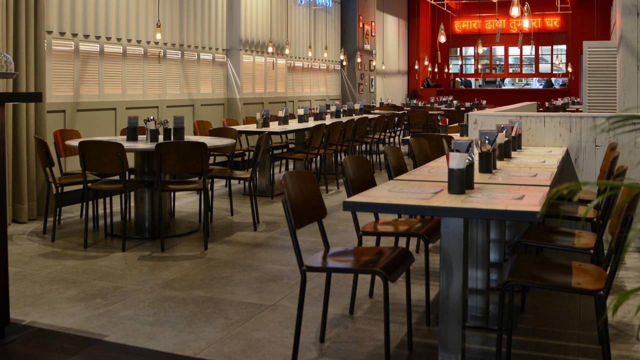 eatDOORI Kaiserstraße Restaurant - Frankfurt am Main, HE | OpenTable