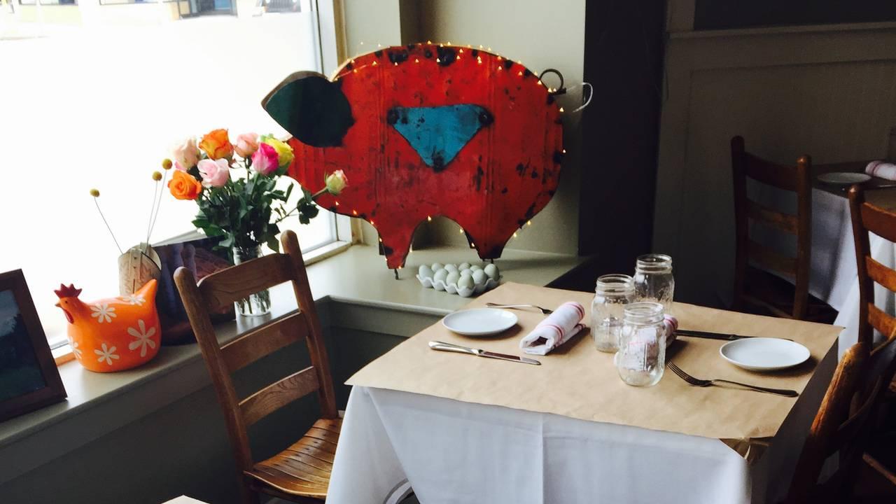 The Farmhouse Restaurant Needham MA OpenTable - Farm table needham
