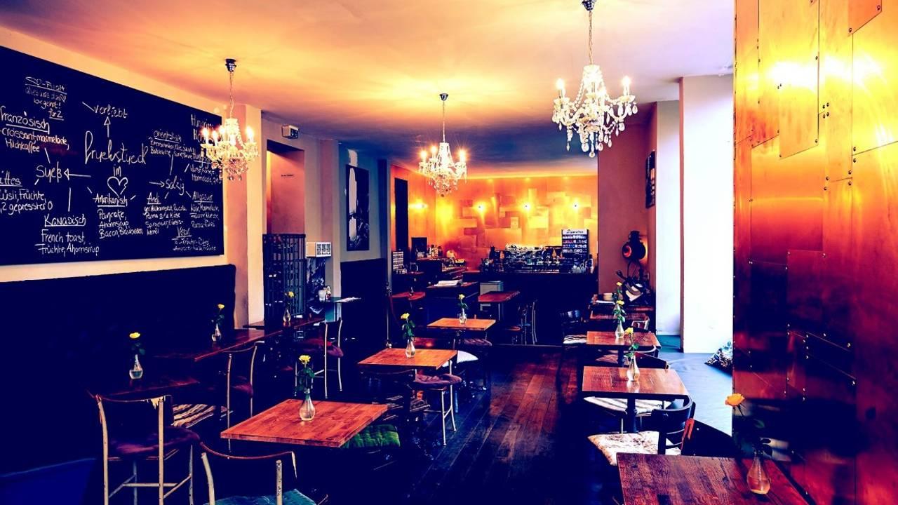 Hungriges Herz Restaurant - München, BY | OpenTable