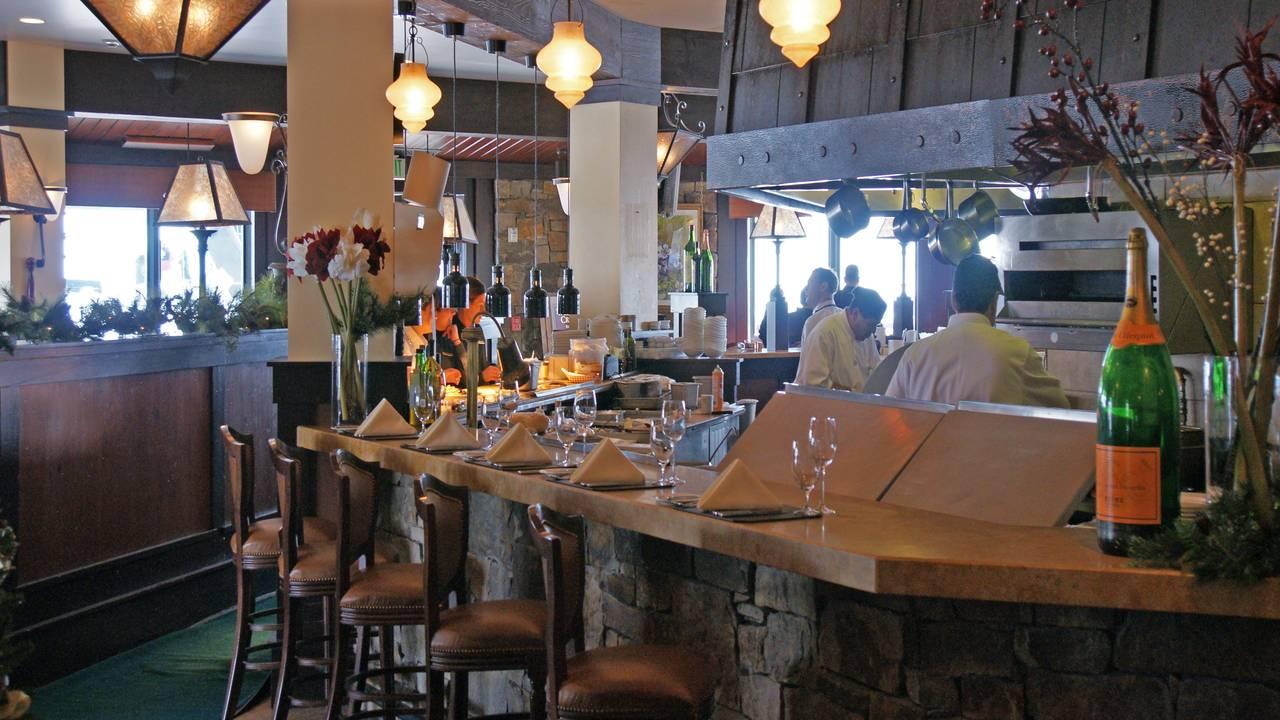 Willow Creek Bistro Ritz Carlton Club