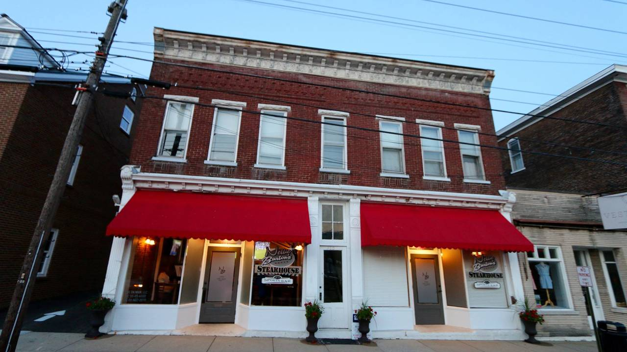 Permanently Closed Nellie Burtons Steak House Restaurant