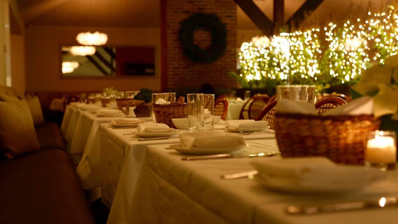 Best Italian Restaurants In East Hampton