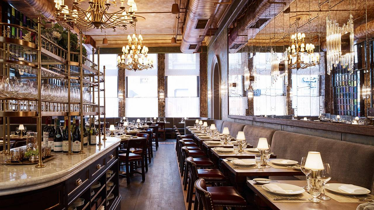 Best American Restaurants In Financial District