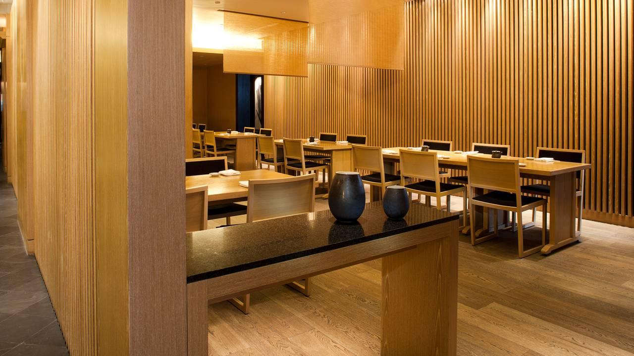 Yoshimi- Hyatt Regency Mexico City Restaurante - Ciudad de México ...
