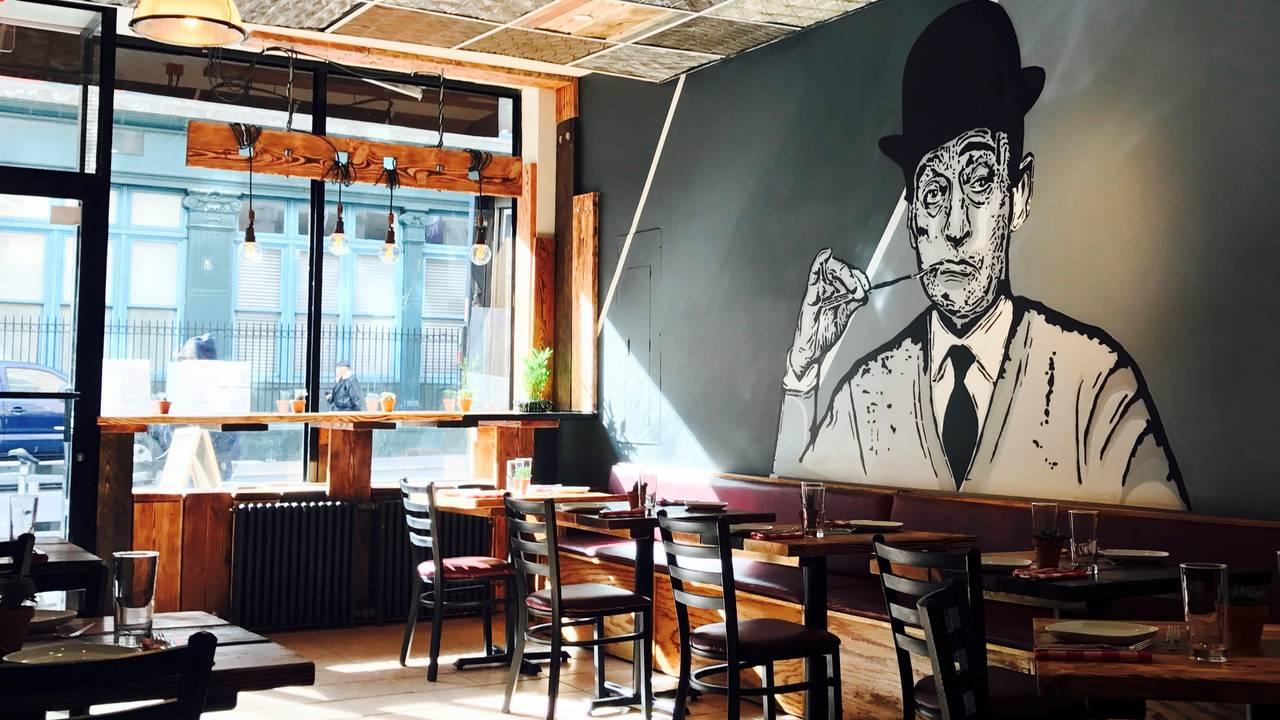 Permanently Closed - Mandolino Ristorante & Pizzeria Restaurant ...