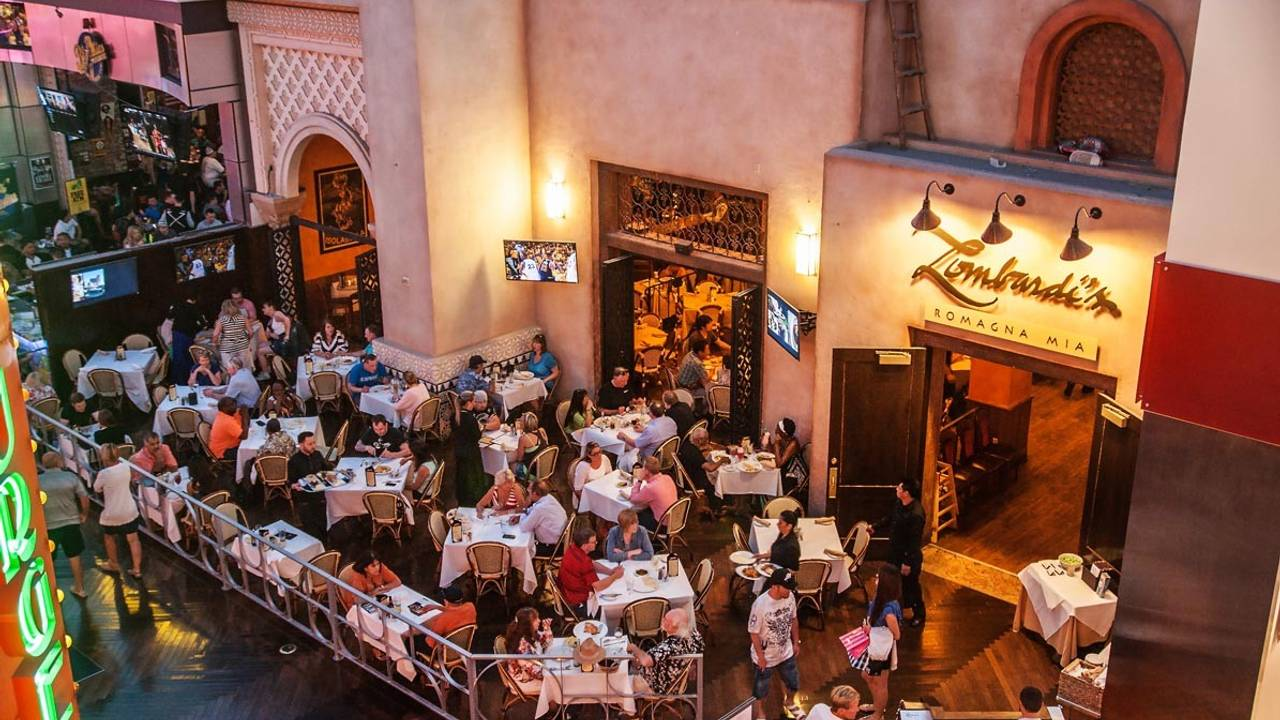 Planet Hollywood Resort S Best Restaurants Based Upon Thousands Of Opentable Diner Reviews