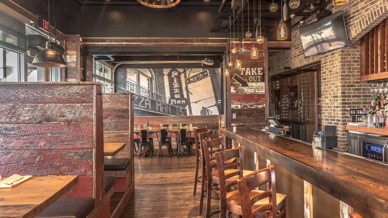 Pizza Man - Oak Creek Restaurant - Oak Creek, WI | OpenTable