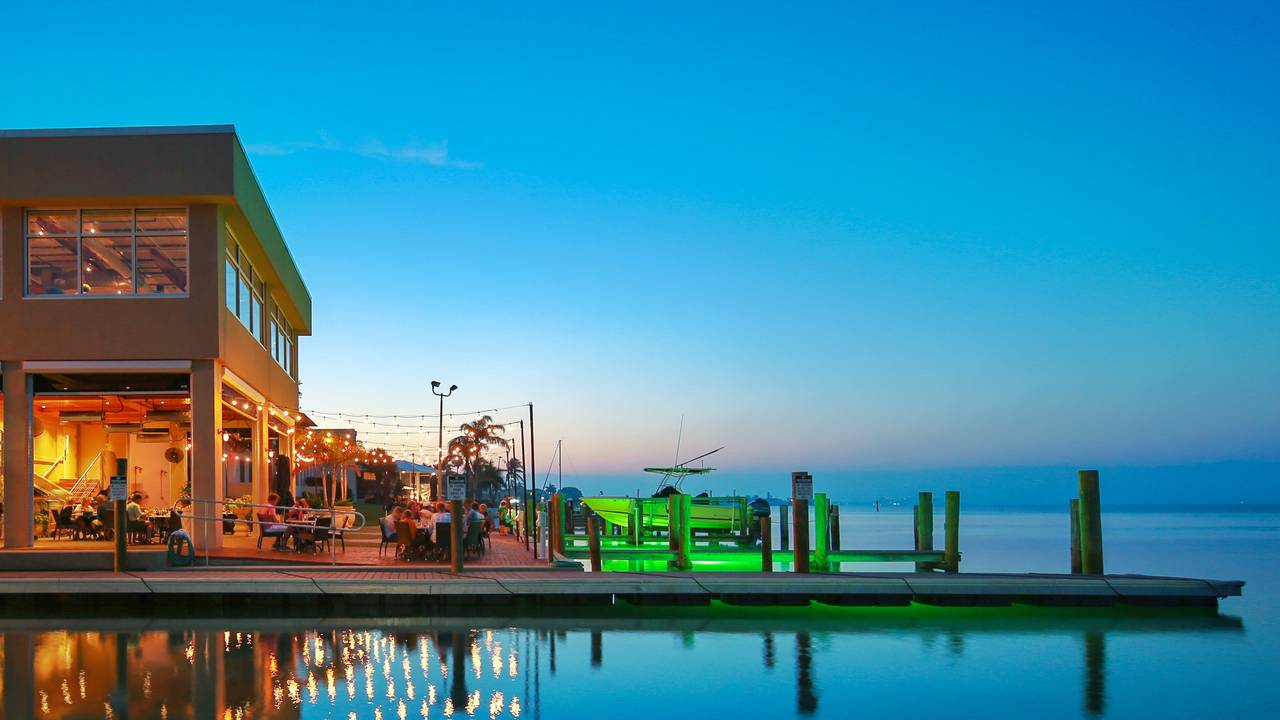 Dry Dock Waterfront Grill Restaurant - Longboat Key, FL | OpenTable