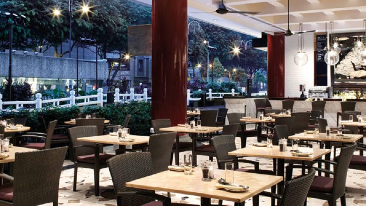 Crossroads Cafe>