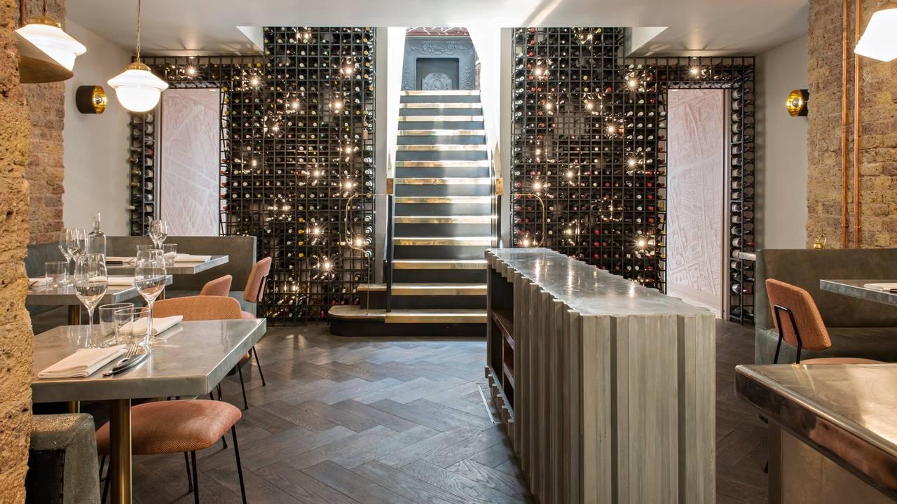 Frenchie Covent Garden Restaurant - London, | OpenTable