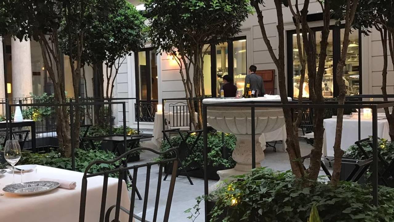 Accostamenti In Cucina seta - mandarin oriental - milan, lombardy | opentable