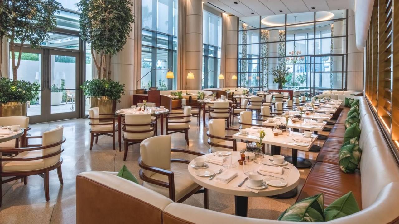 Jean Georges Beverly Hills At Waldorf Astoria Restaurant