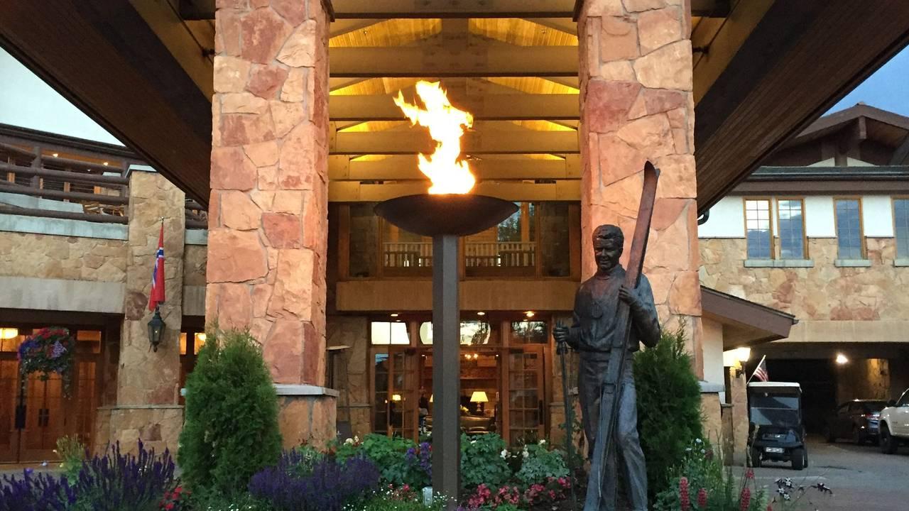 The Glitretind Restaurant at Stein Eriksen Lodge - Park City, UT ...