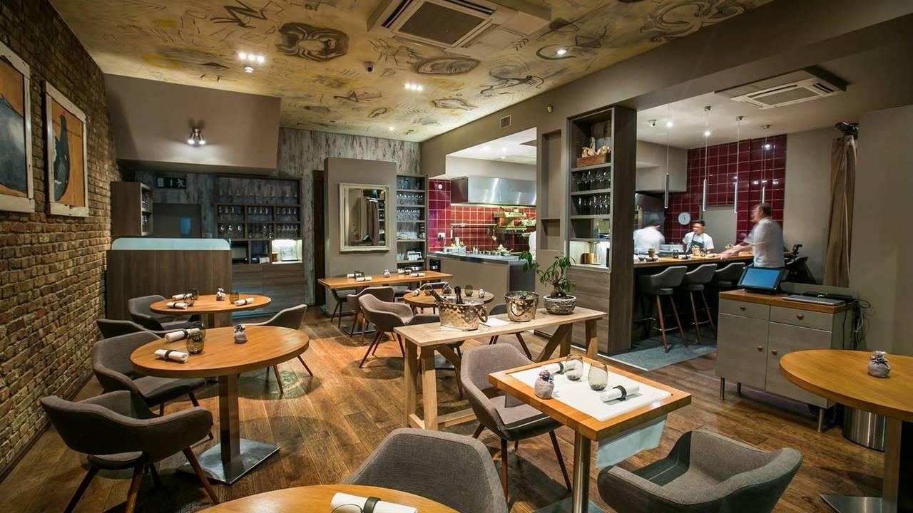 Hedone Restaurant - London, | OpenTable