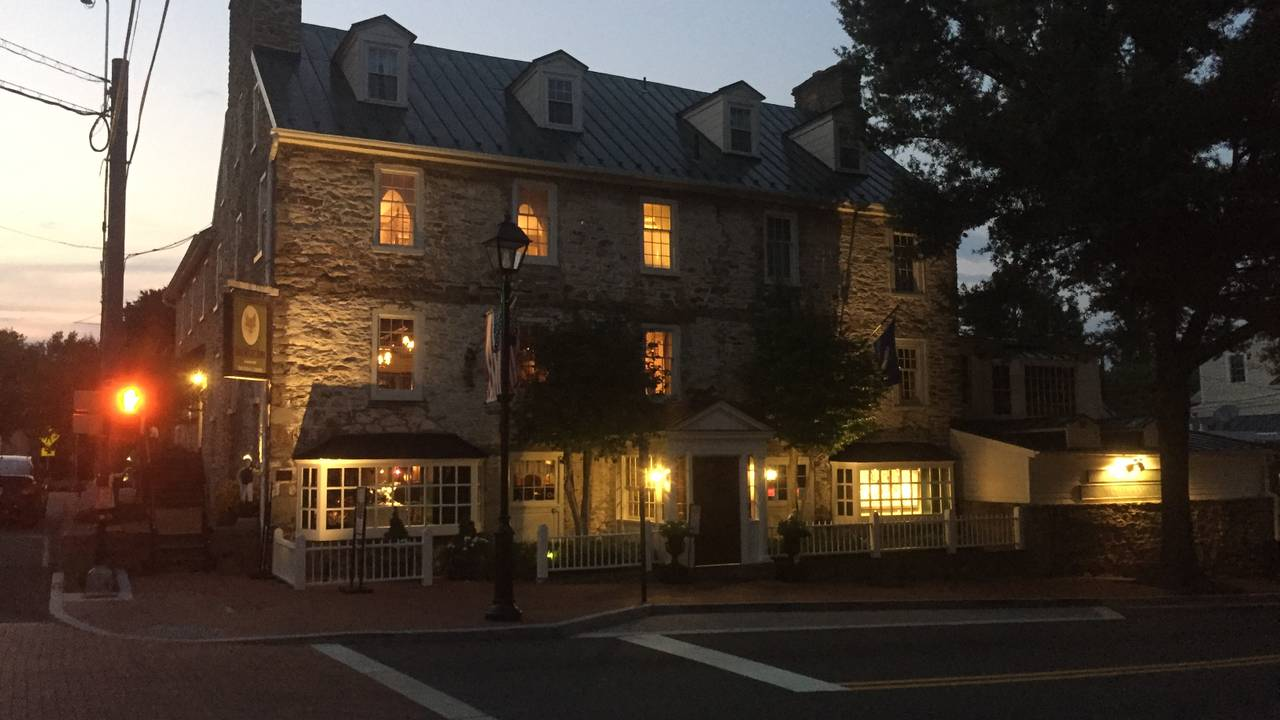 The Red Fox Inn & Tavern Restaurant - Middleburg, VA | OpenTable
