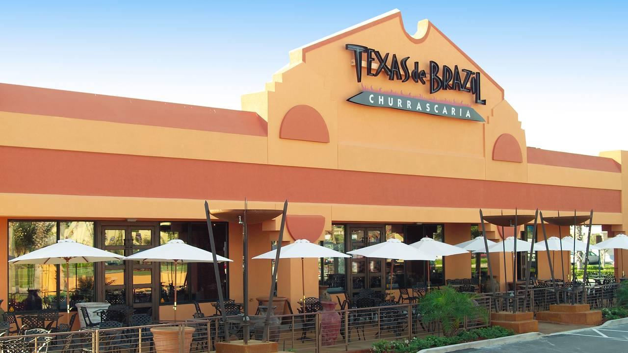 Texas De Brazil Orlando Restaurant Orlando Fl Opentable