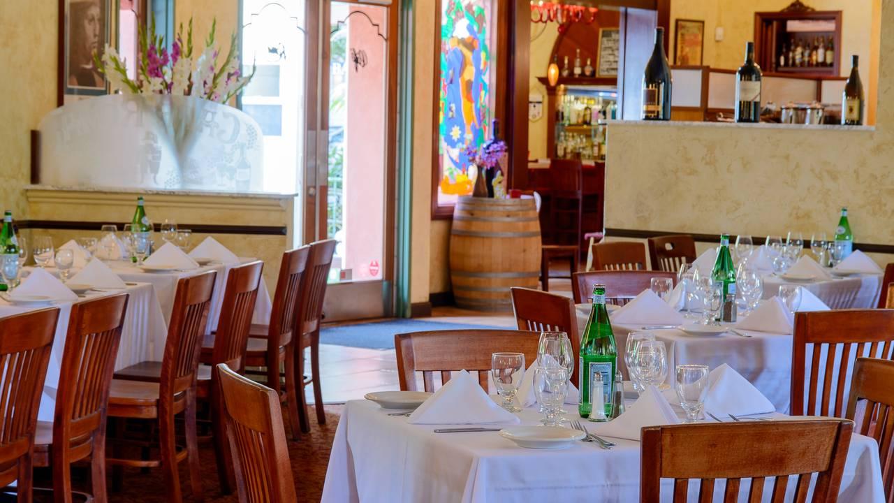 Cafe Roma San Luis Obispo