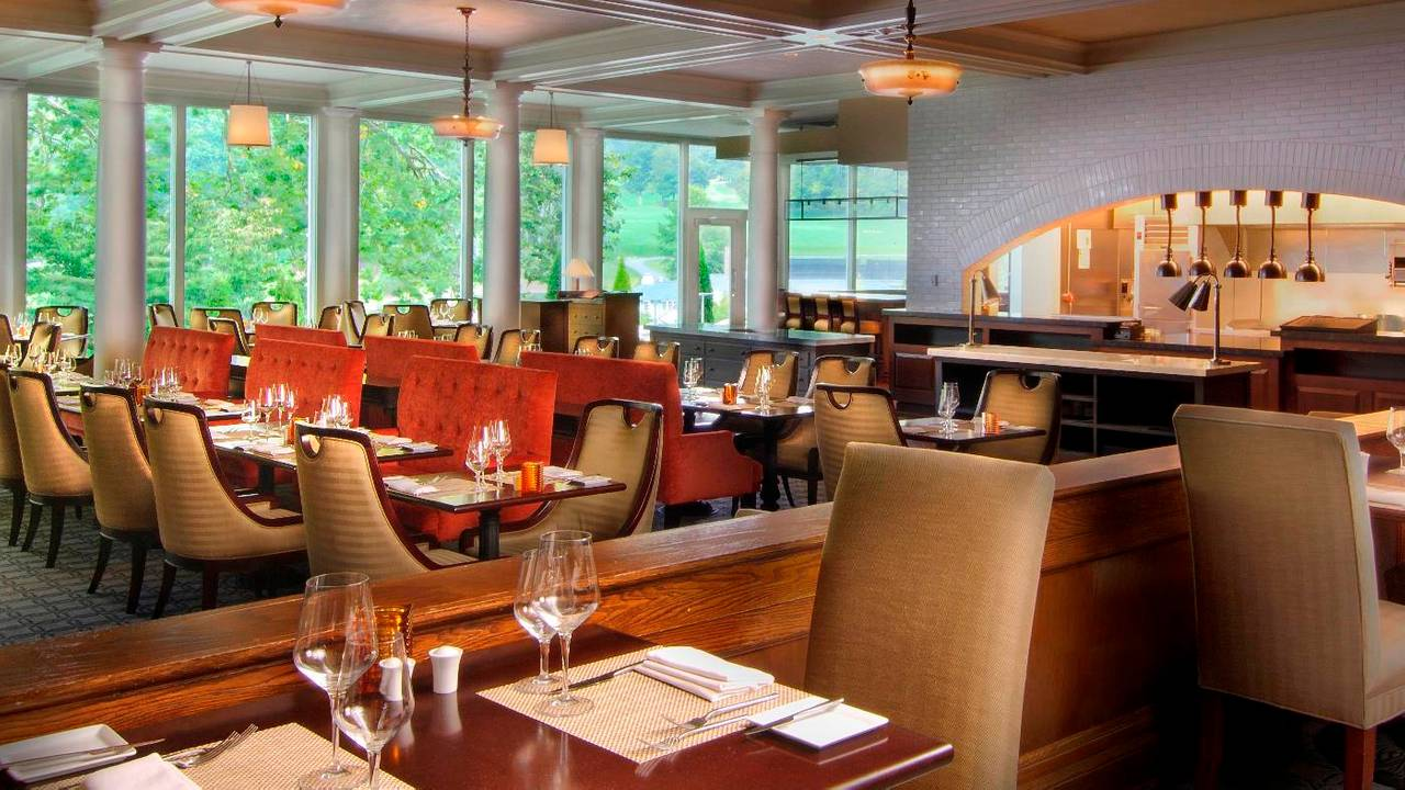 Jefferson S Restaurant At The Omni Homestead Hot Springs