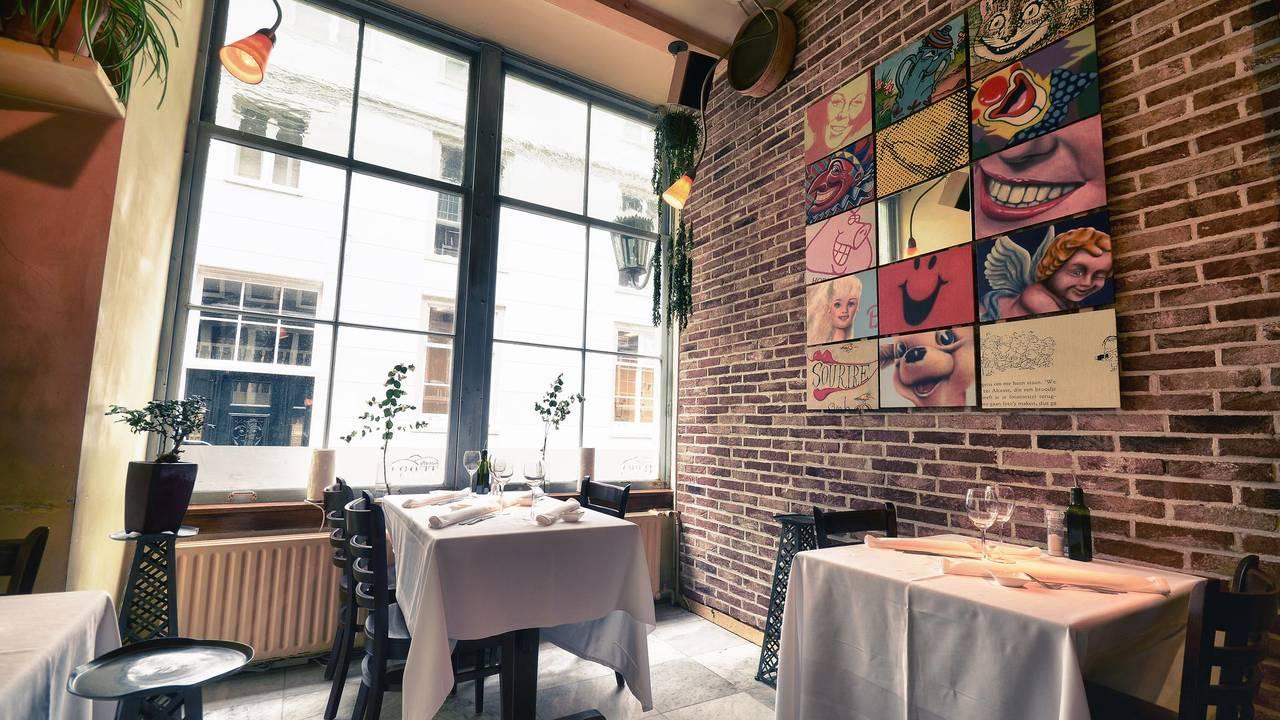 Pianeta Terra Amsterdam : Pianeta terra restaurant amsterdam noord holland opentable