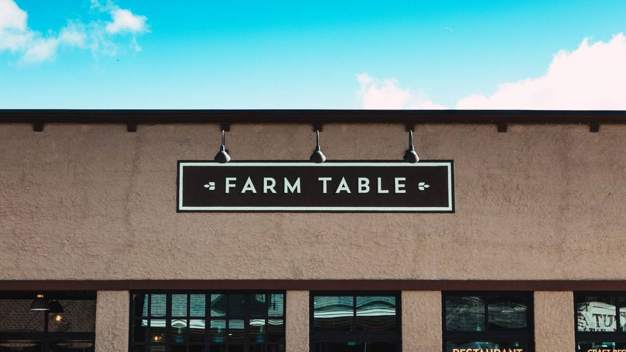 Farm Table Foundation Restaurant Amery WI OpenTable - Farm table amery