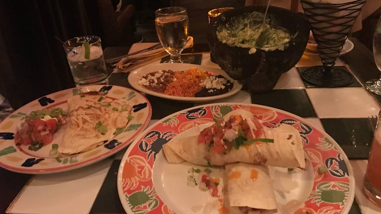 Iguana Restaurant New York NY OpenTable - Family table north port menu