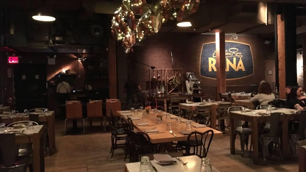 Permanently Closed Giovanni Rana Pastificio Cucina Restaurant