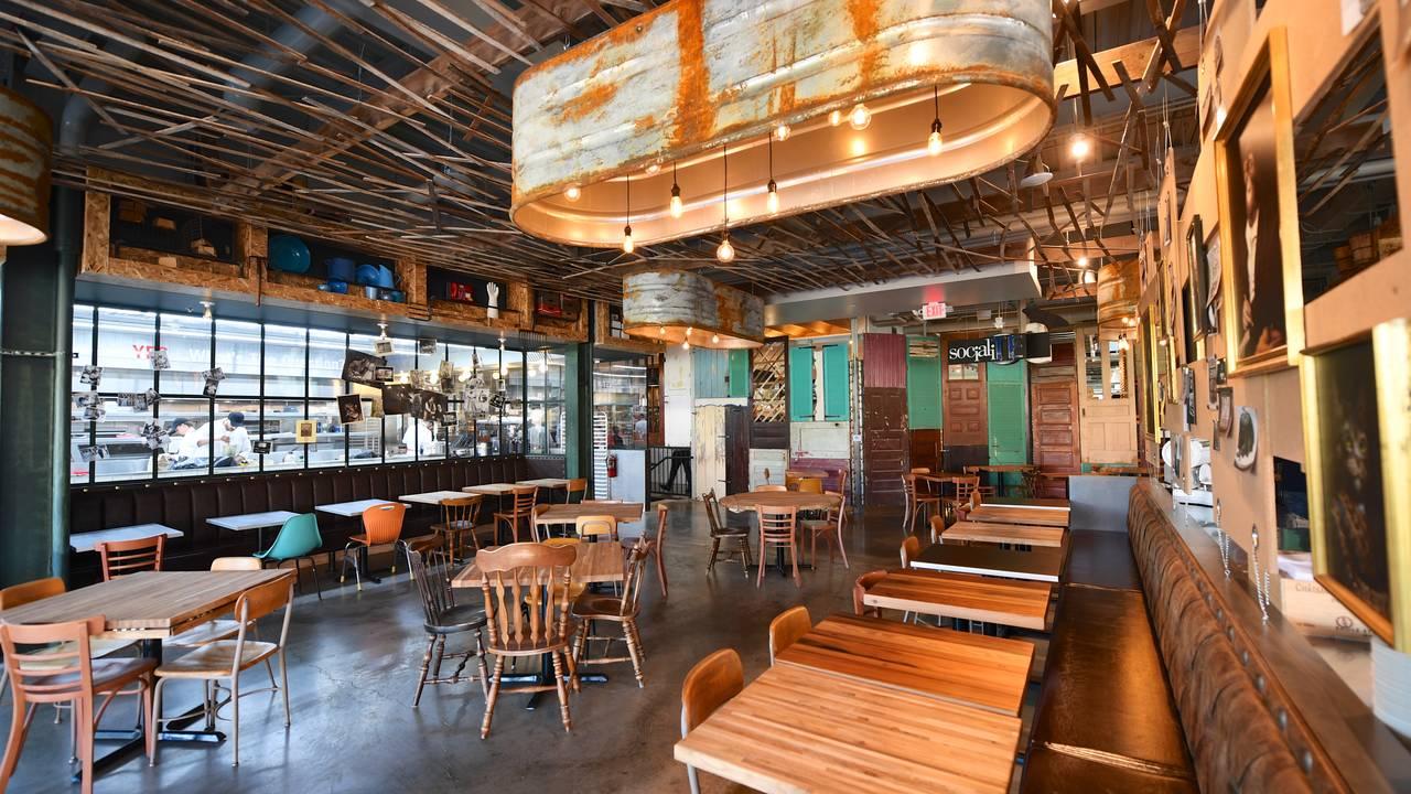 Social Kitchen and Bar Restaurant - Birmingham, MI | OpenTable