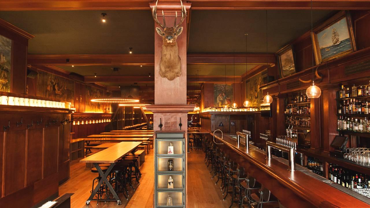 Schroeder's Restaurant - San Francisco, CA | OpenTable