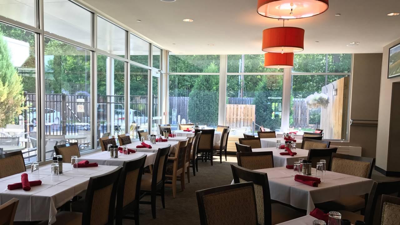 Reflect Bistro inside Cambria Suites Restaurant - Traverse City, MI ...