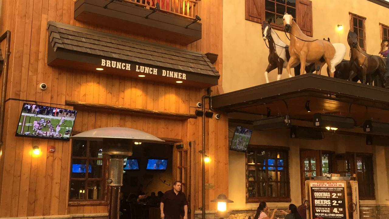 Saddle Ranch Chop House - Valencia Restaurant - Valencia, CA | OpenTable