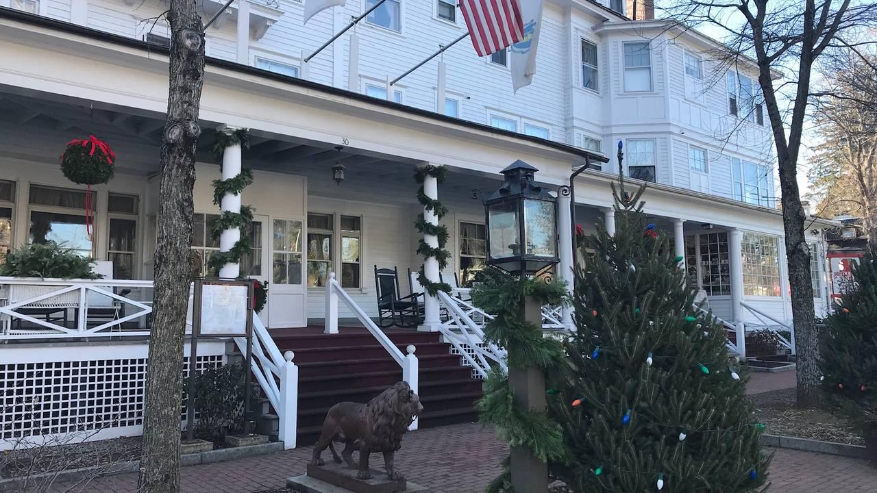 The Red Lion Inn Restaurant - Stockbridge, MA | OpenTable