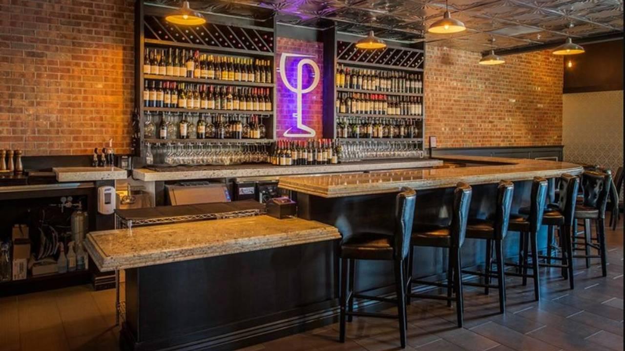 & Prohibition Wine Lounge Restaurant - Folsom CA | OpenTable