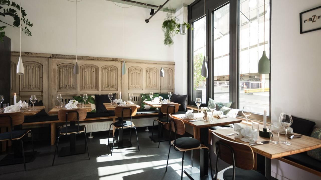 Einzimmer Küche Bar Restaurant - Nürnberg, BY   OpenTable