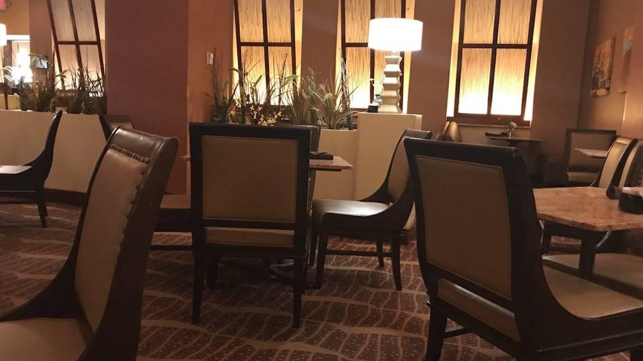 Reeds Restaurant Crowne Plaza Houston River Oaks