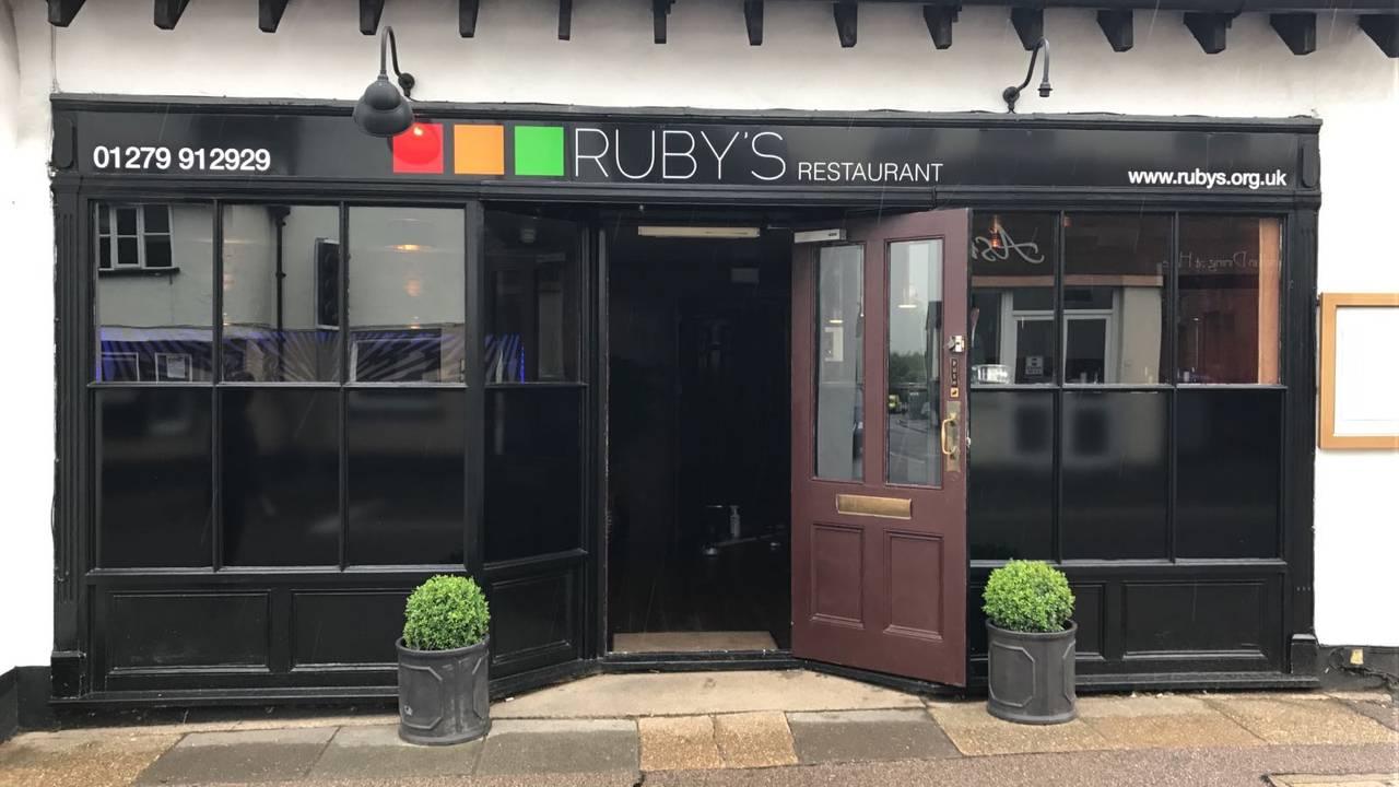 Ruby's - Bishop's Stortford, Hertfordshire | OpenTable