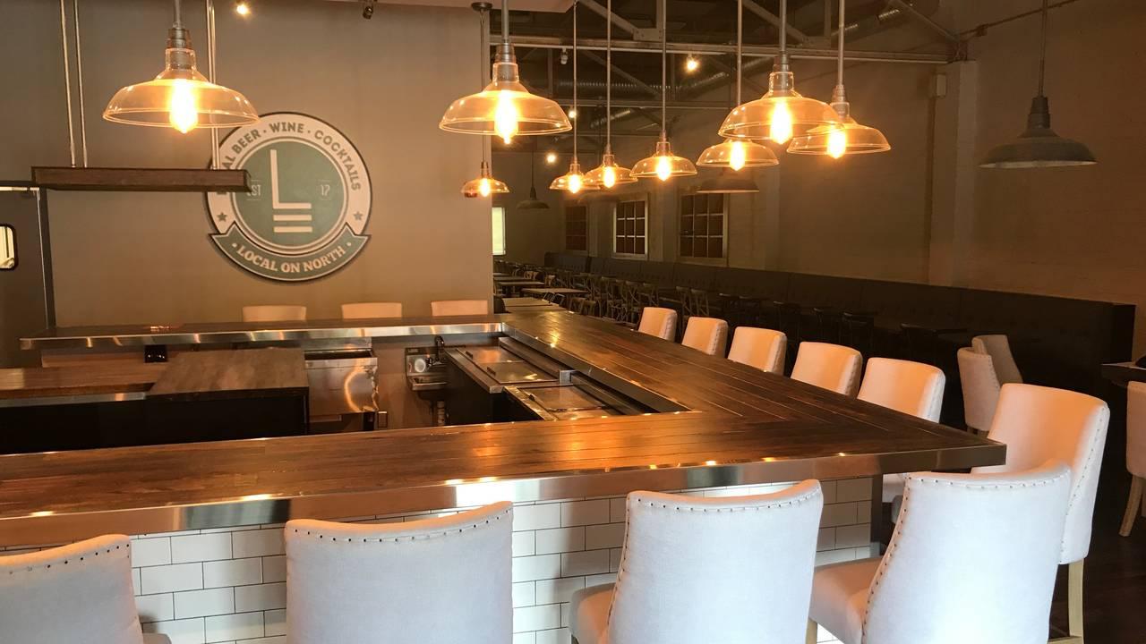Local On North Restaurant Canton Ga Opentable