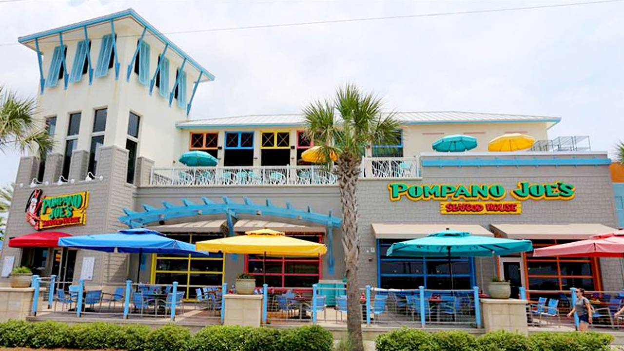 Schooner S Seafood Panama City Beach