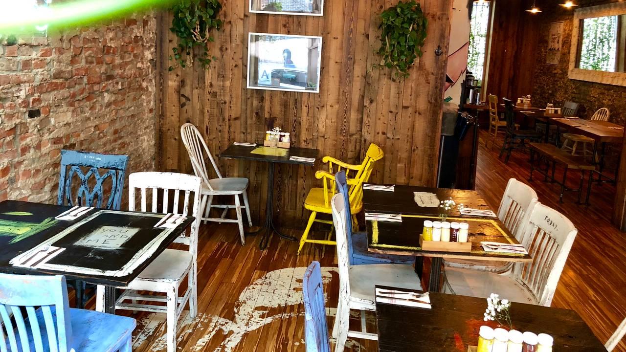 JUANCHI'S BURGERS Restaurant - Brooklyn, NY | OpenTable