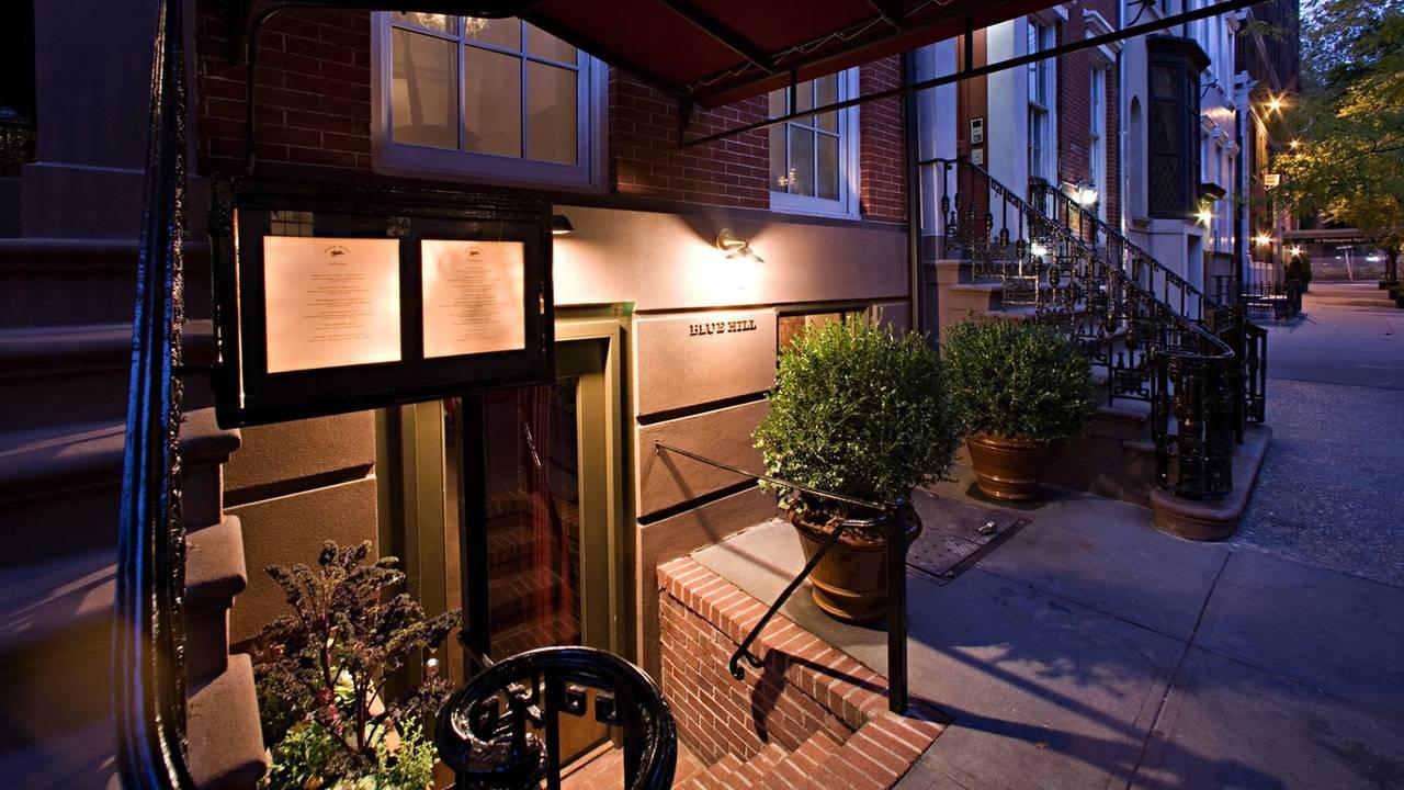 Blue Hill Restaurant - New York, NY | OpenTable