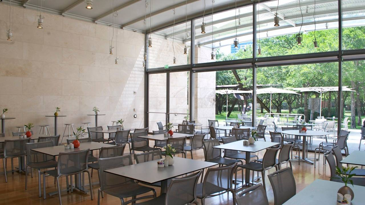 Image result for pictures of the Nasher cafe