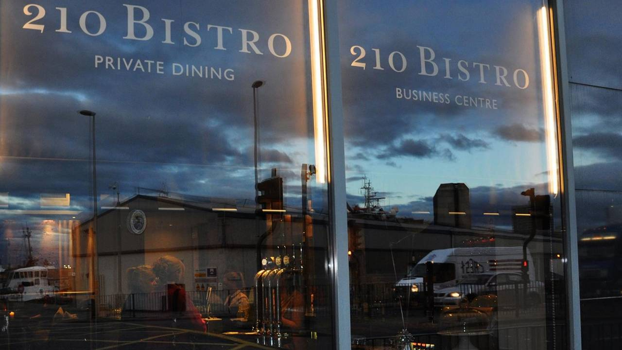 210 Bistro Restaurant - Aberdeen,   OpenTable