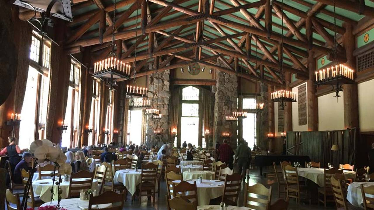 The Majestic Yosemite Hotel Restaurant Yosemite Village CA Best Ahwahnee Dining Room