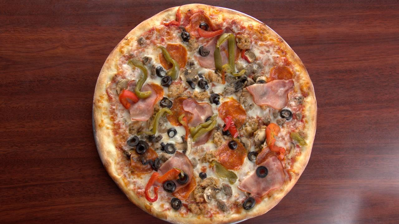 Russo\'s New York Pizzeria - 290 @ Hwy 6 Restaurant - Houston, TX ...