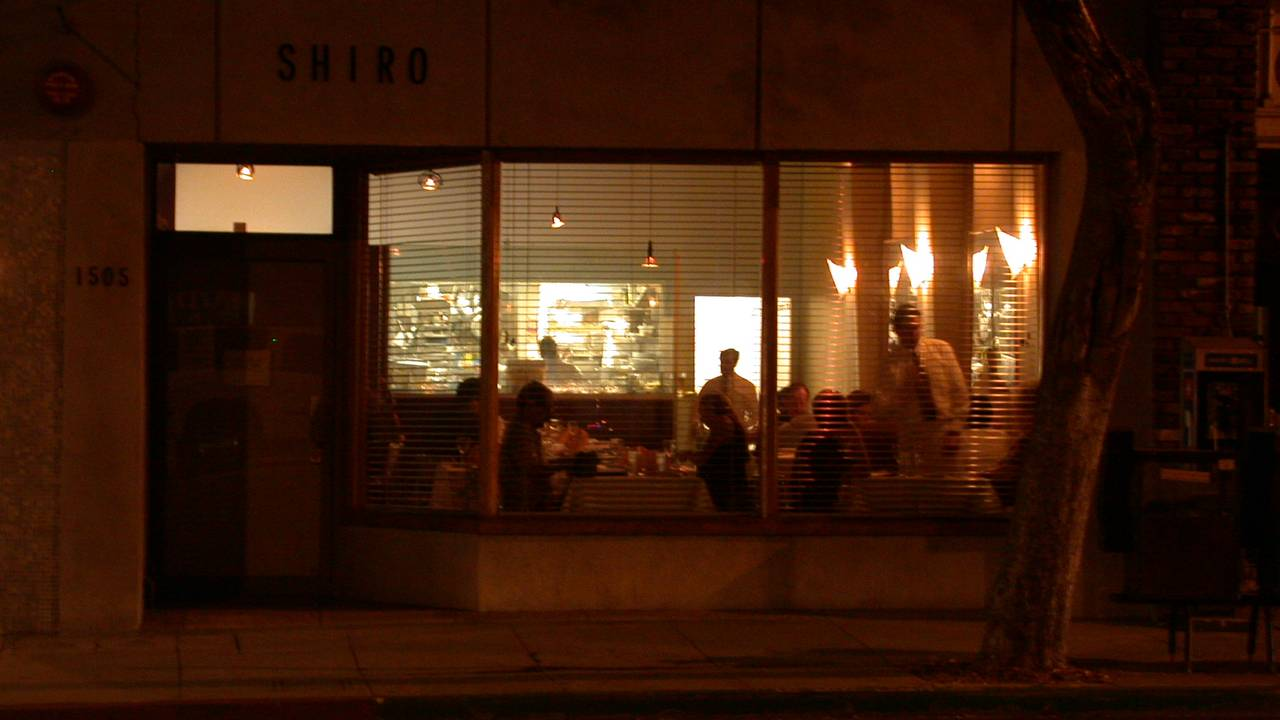 Shiro Restaurant - South Pasadena, CA   OpenTable