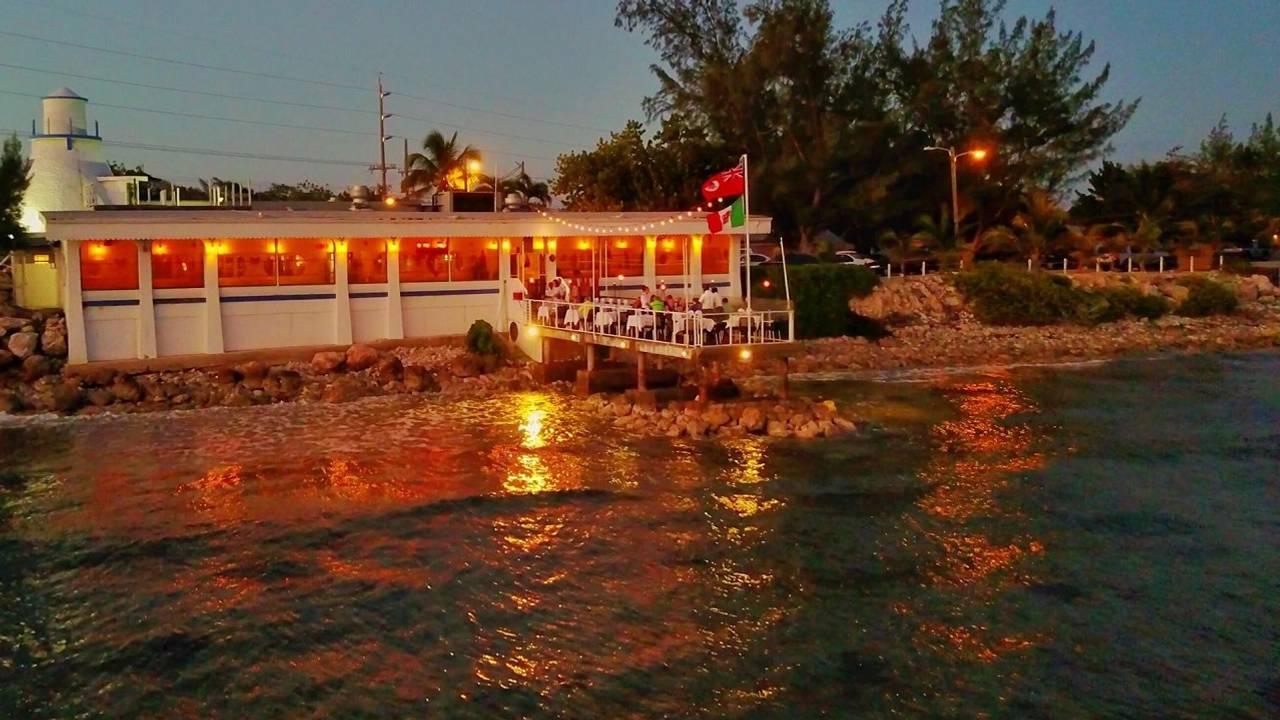 The Lighthouse Restaurant Bodden Town Grand Cayman