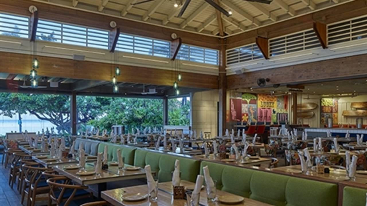 Monkeypod Kitchen by Merriman - Whalers Village Restaurant ...
