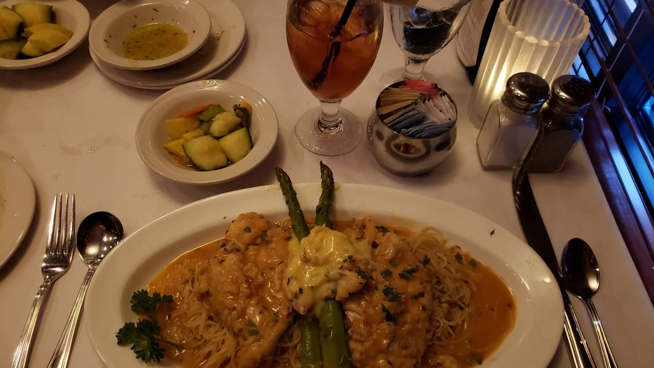Trattoria Romana In Lincoln Restaurant - Lincoln, RI | OpenTable