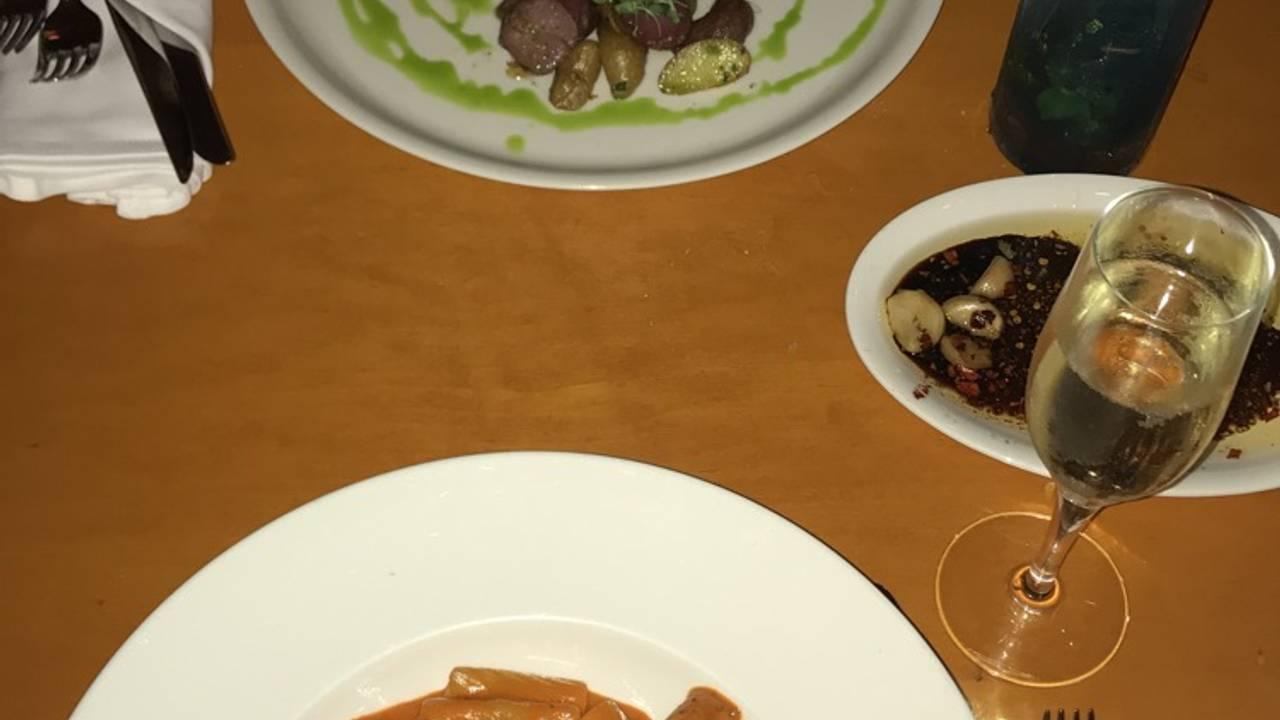 Paisanos Italian At Pechanga Resort Casino Restaurant Temecula - Family table north port menu