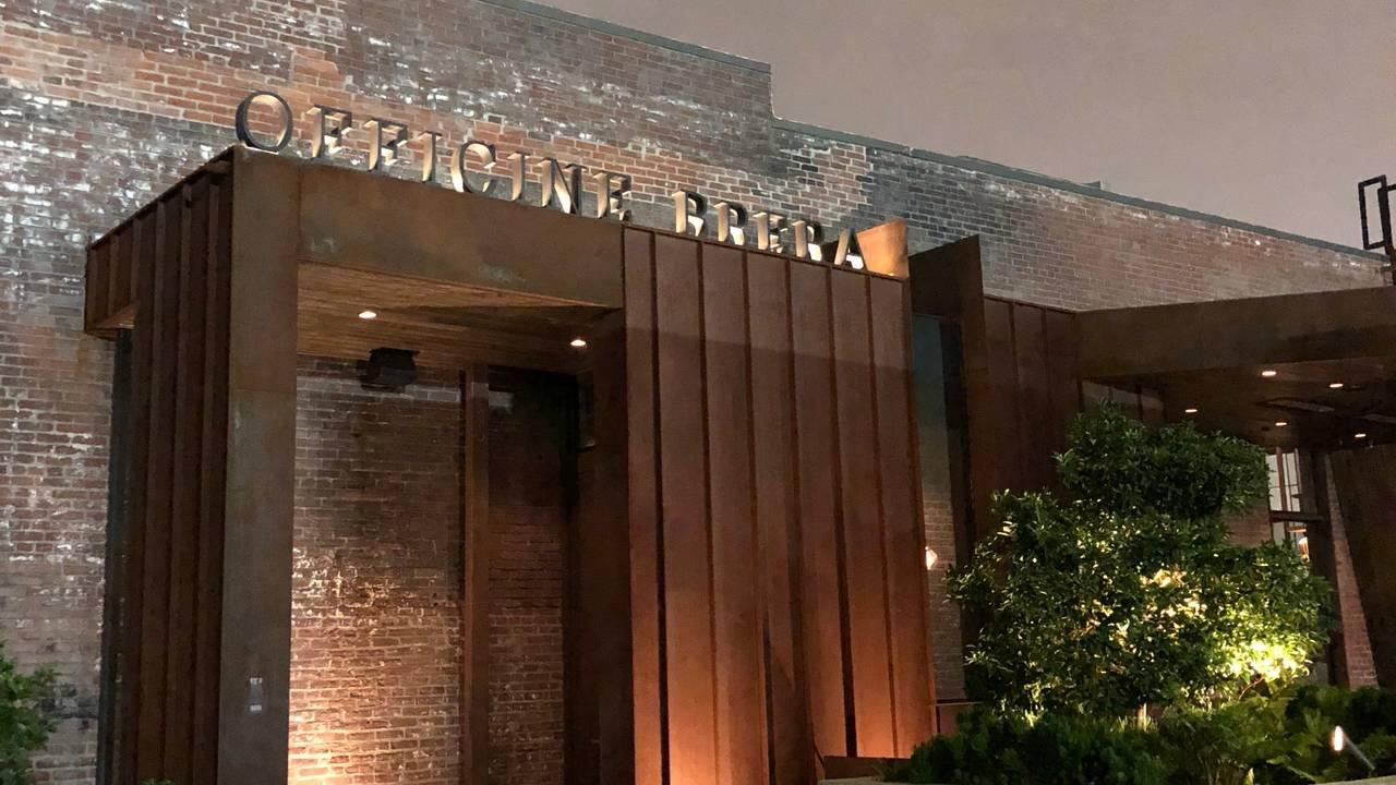 Officine BRERA Restaurant - Los Angeles, CA   OpenTable