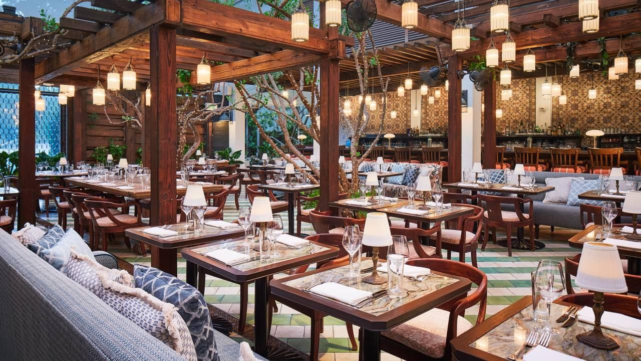 Cecconi S Miami Beach Fka Soho House Restaurant Fl Opentable